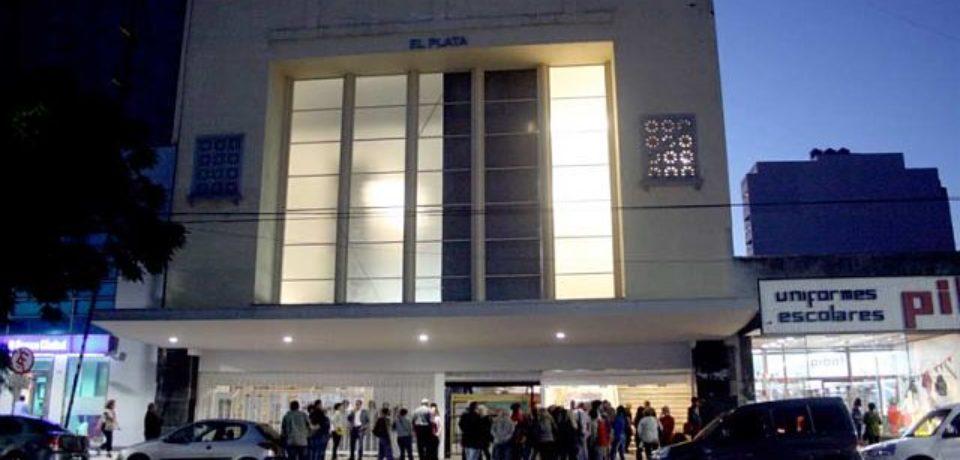 Cine El Plata: vecinos llevaron el reclamo a la Legislatura porteña
