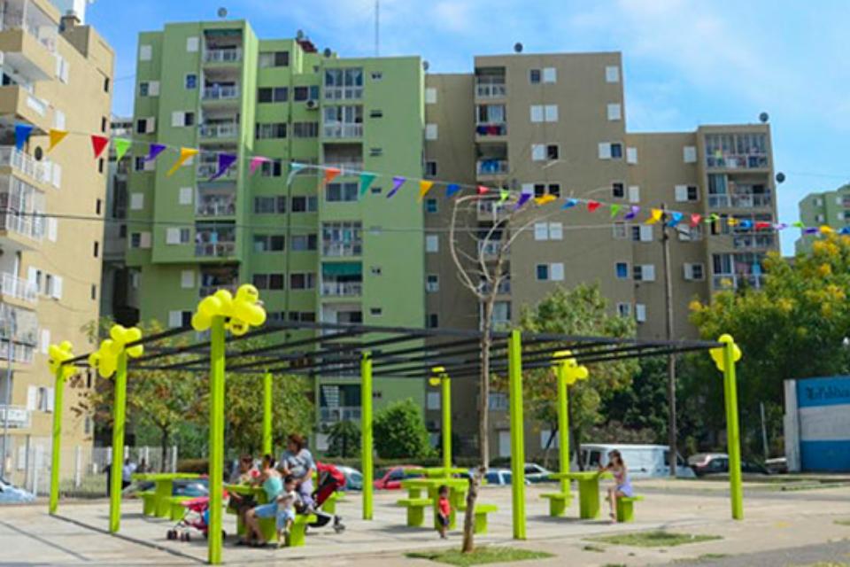 Reclaman la emergencia edilicia del Complejo Habitacional Soldati