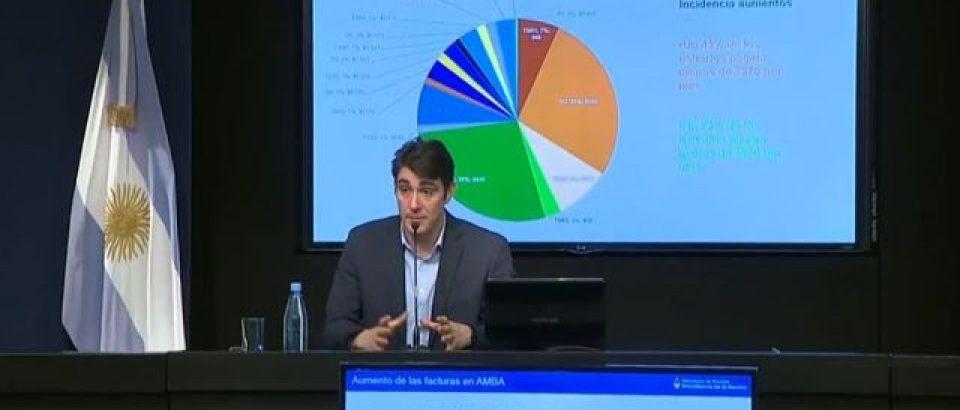 Cerca del 30% aumentará la luz en Ciudad y provincia de Buenos Aires
