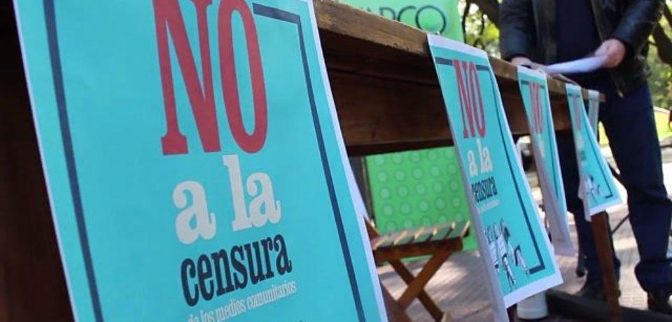 Medios comunitarios lograron una mesa de diálogo con el gobierno porteño