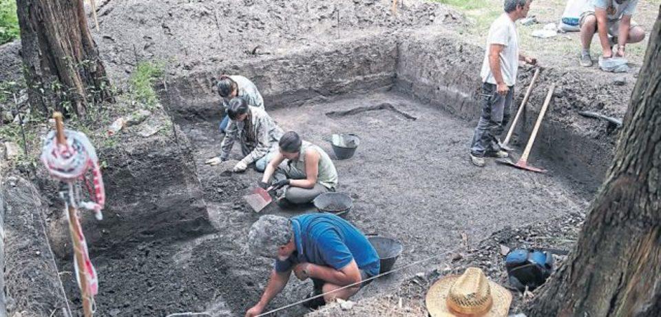 Villa Riachuelo: resguardan restos arqueológicos