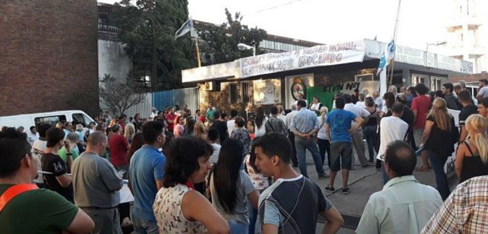 Predio de la Dirección de Vialidad Nacional: Vecinos de Mataderos en alerta.