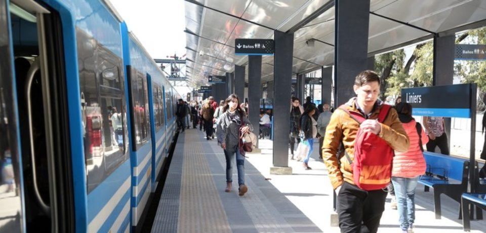 Se inauguró el nuevo Centro de Trasbordo de Liniers