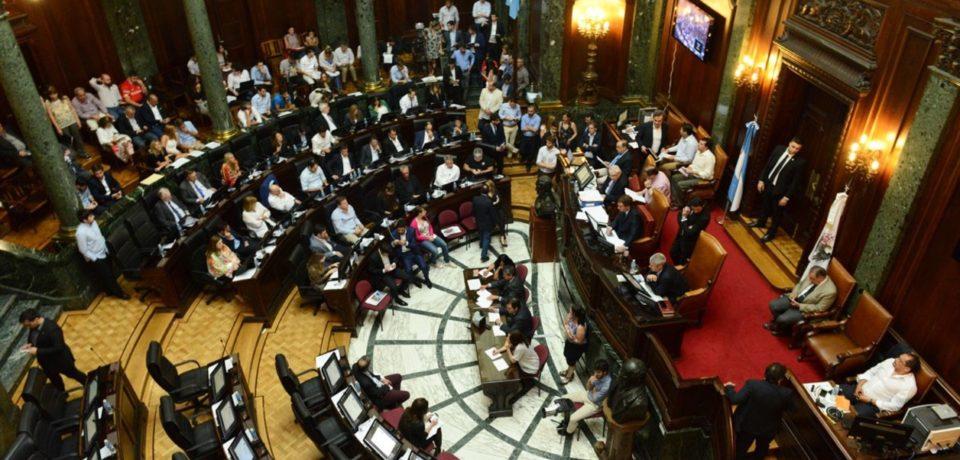Se vota el Presupuesto porteño 2019