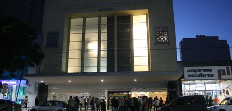 El Centro Comercial de Alberdi apuesta al Cine El Plata