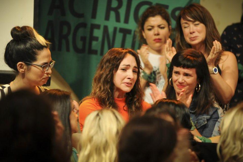 #MiráComoNosPonemos: denuncia contra Juan Darthés