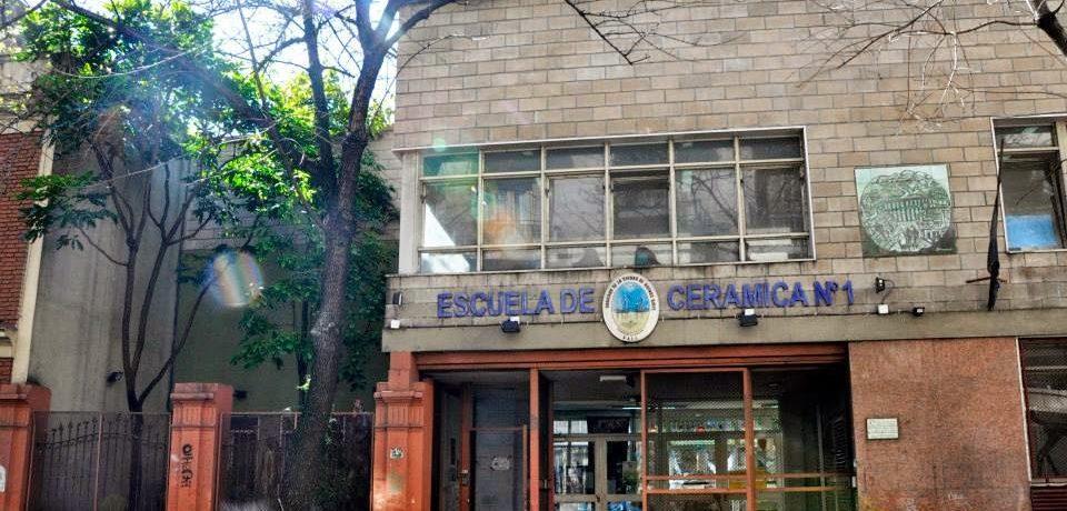 La justicia habilitó al Ministerio de educación a trasladar la Escuela de Cerámica N°1