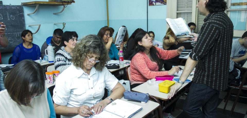 Ajuste en Educación: el gobierno porteño avanza contra los Colegios Nocturnos
