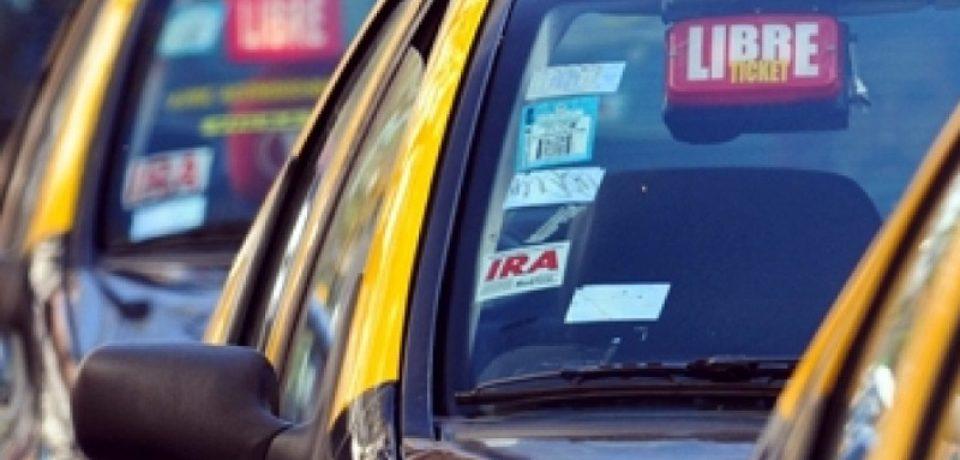 Se modernizará el sistema de taxis