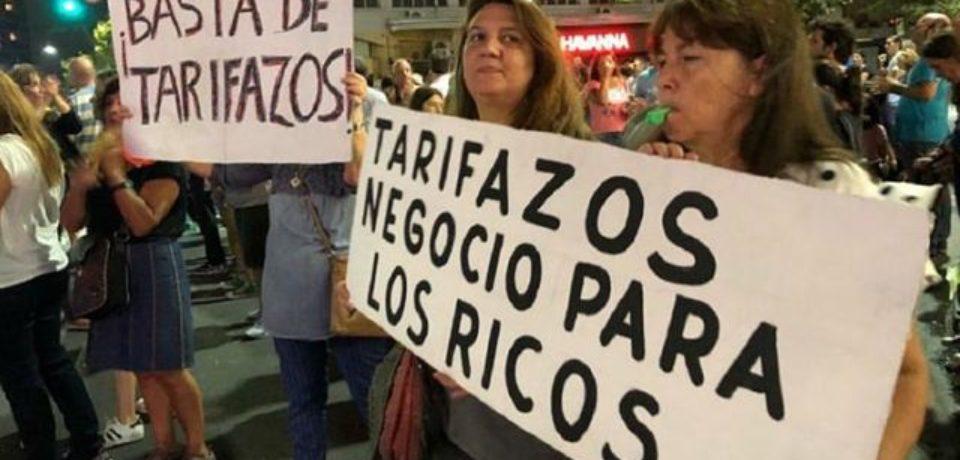 Ciudad de Buenos Aires: empieza la 'Marcha de las Antorchas'