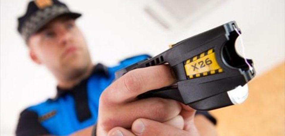 Taser: «Es un arma para disuadir al delincuente»