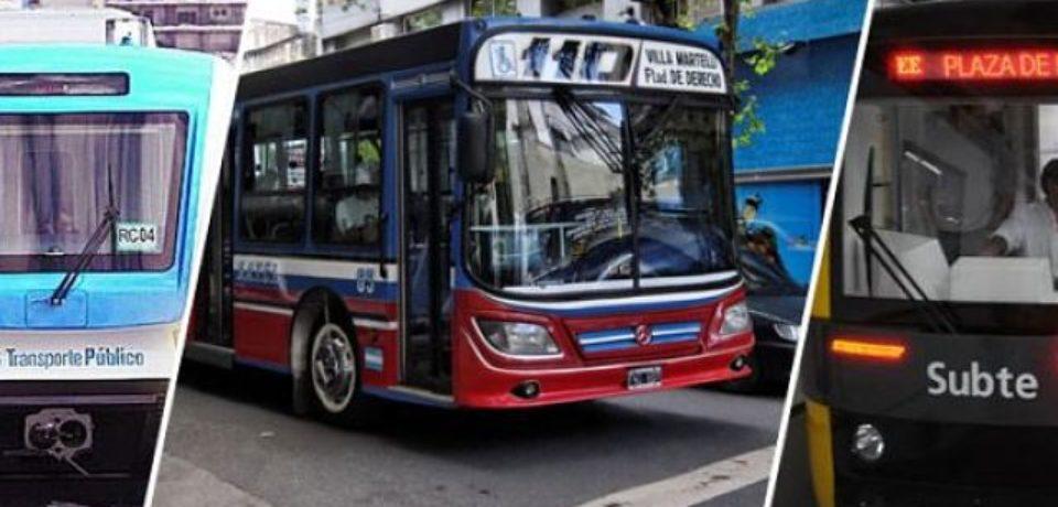 """Transporte: """"Hay una duplicación del costo pero no una mejora del servicio"""""""