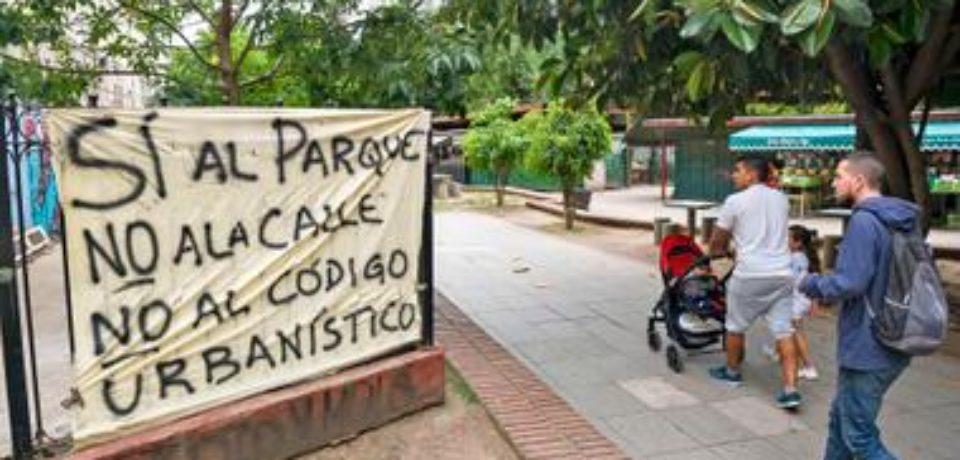 Abrirán una calle en Parque Rivadavia
