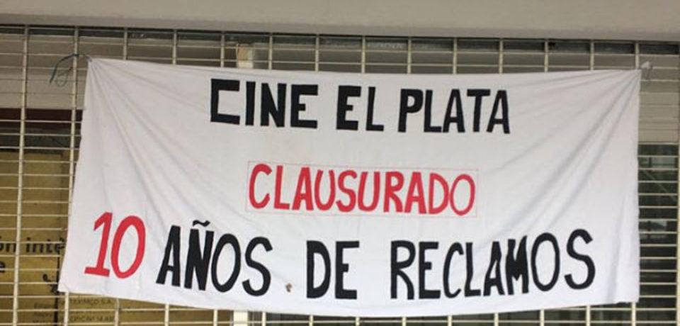 Cine El Plata: ratifican el derecho vecinal a reclamar por las obras