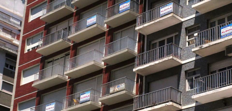 En el último semestre, el 30% de los inquilinos rescindieron contratos por los aumentos
