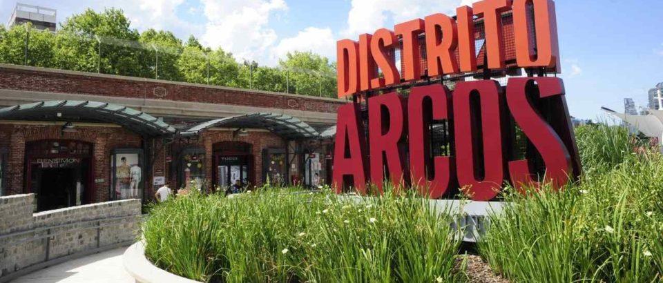 IRSA no paga el canon del Distrito Arcos hace más de 4 años
