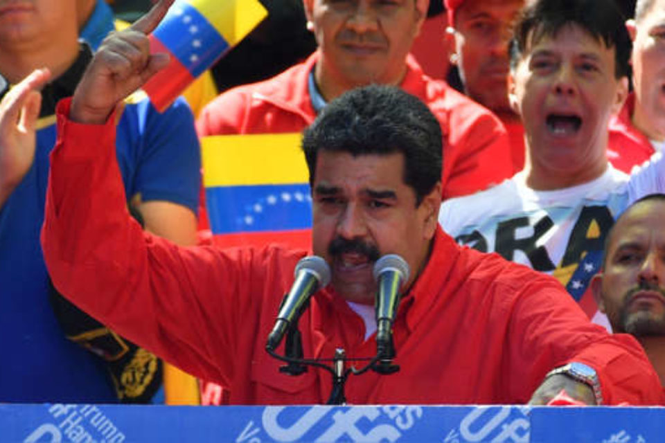 Vamos Juntos exige el rechazo a Nicolás Maduro