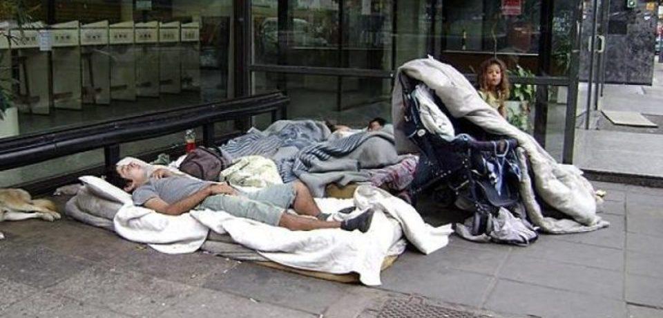 Proponen actualizar los subsidios para personas en situación de calle