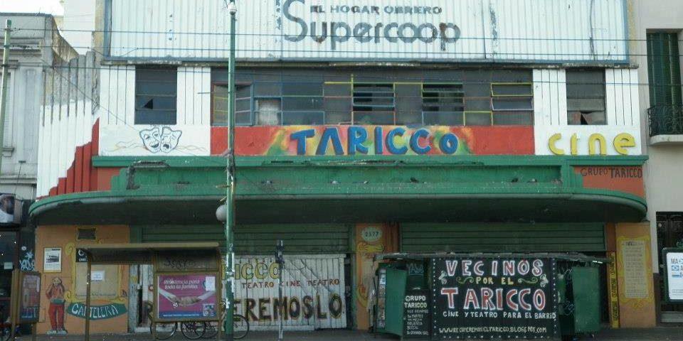 Volvieron a presentar un proyecto por el cine teatro Taricco