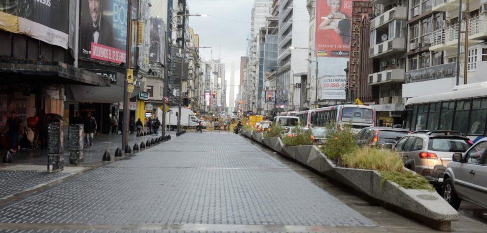 Invitan a la reinauguración de Calle Corrientes