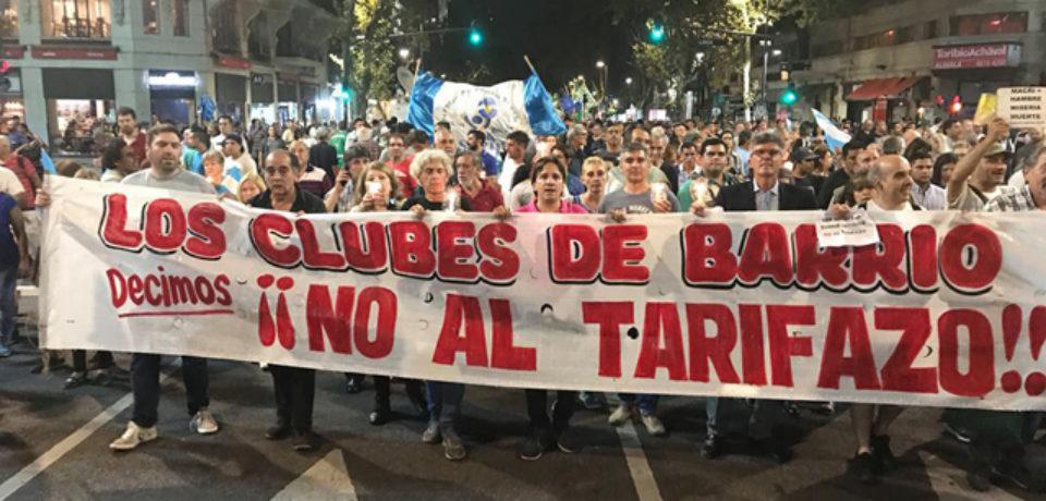Impulsan un proyecto para subsidiar la tarifa social de los clubes de barrio