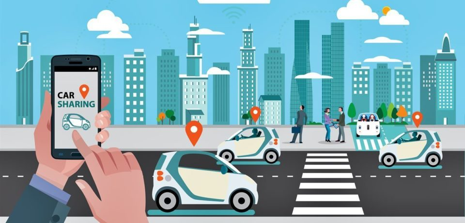 Ya opera Awto, una app para alquilar autos en la Ciudad