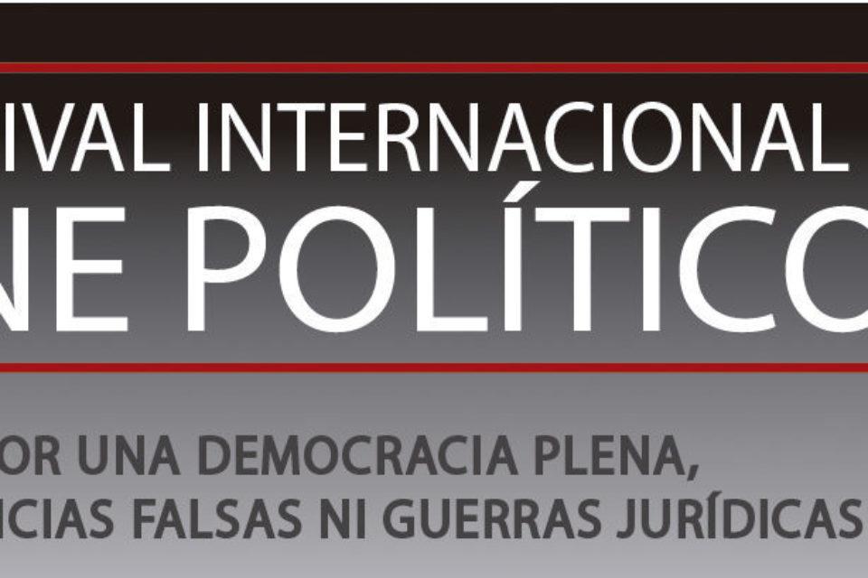 Llega el 9° Festival Internacional de Cine Político
