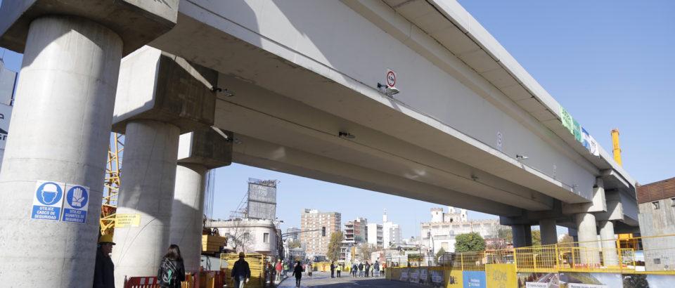 Apertura de la avenida Juan B. Justo