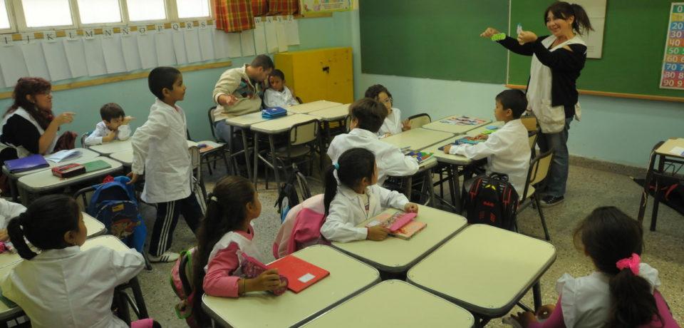 El GCBA convoca a docentes
