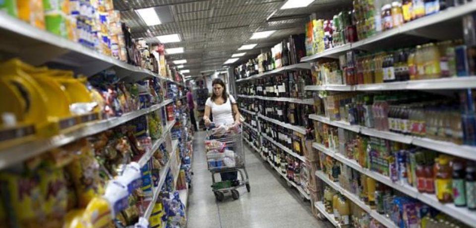 La canasta alimentaria acumula más del 25% en el primer semestre