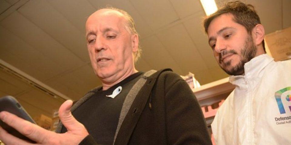 La Defensoría del Pueblo porteña controlará la quita del IVA