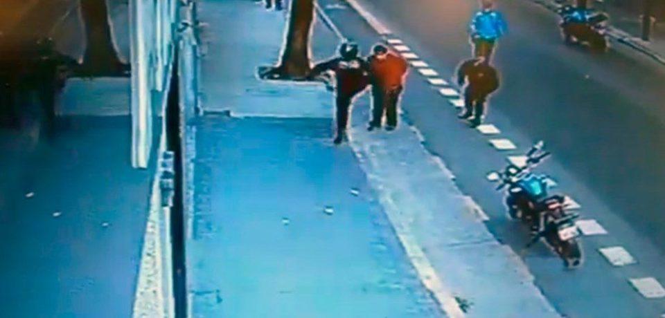 Repudio y críticas tras la excarcelación del policía que mató a un hombre de una patada