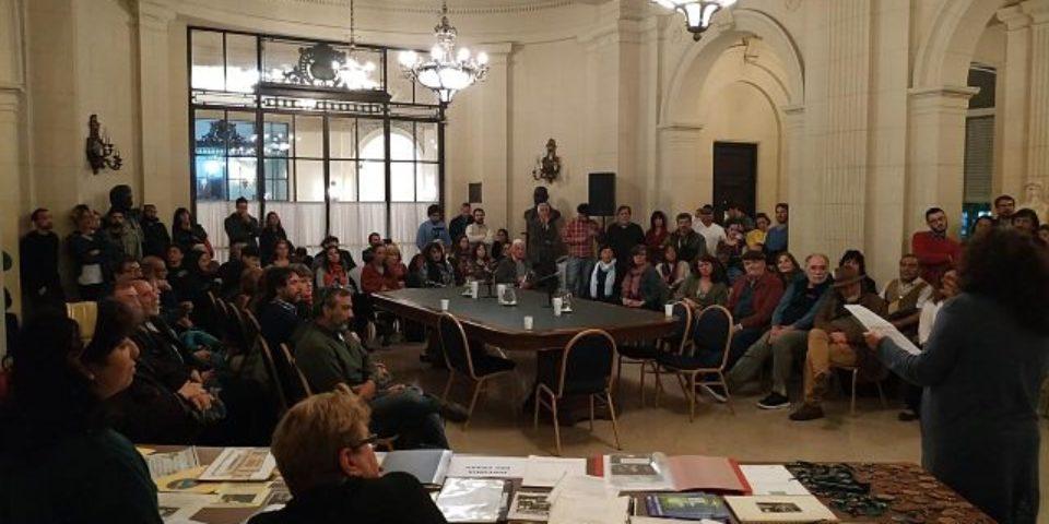 Los 30 años del CESAV pasaron por la Legislatura porteña