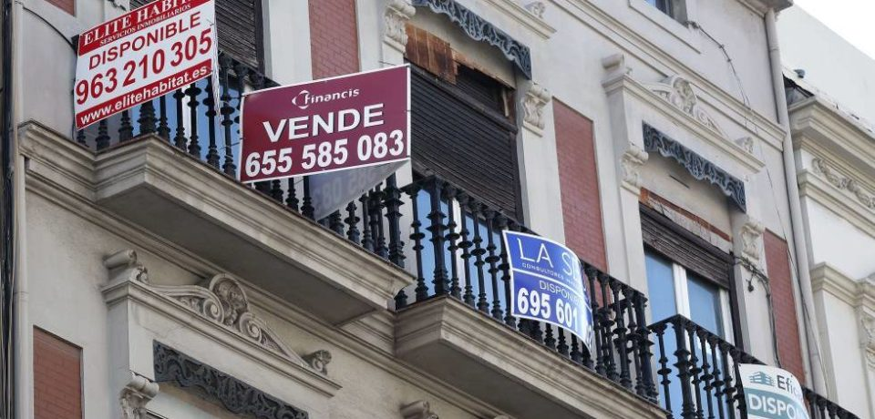 Las inmobiliarias reclaman medidas por el control de cambios