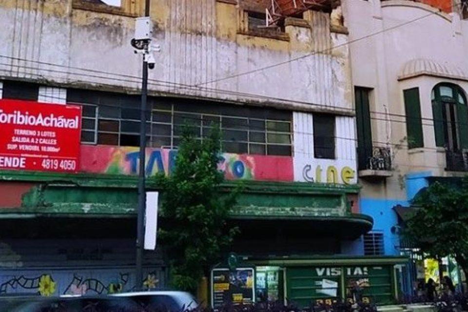Cine Teatro Taricco: el inmueble apareció a la venta