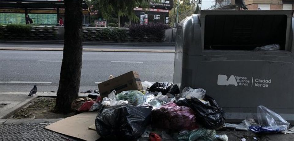 Ambientalistas impulsan la nueva discusión por la incineración de residuos