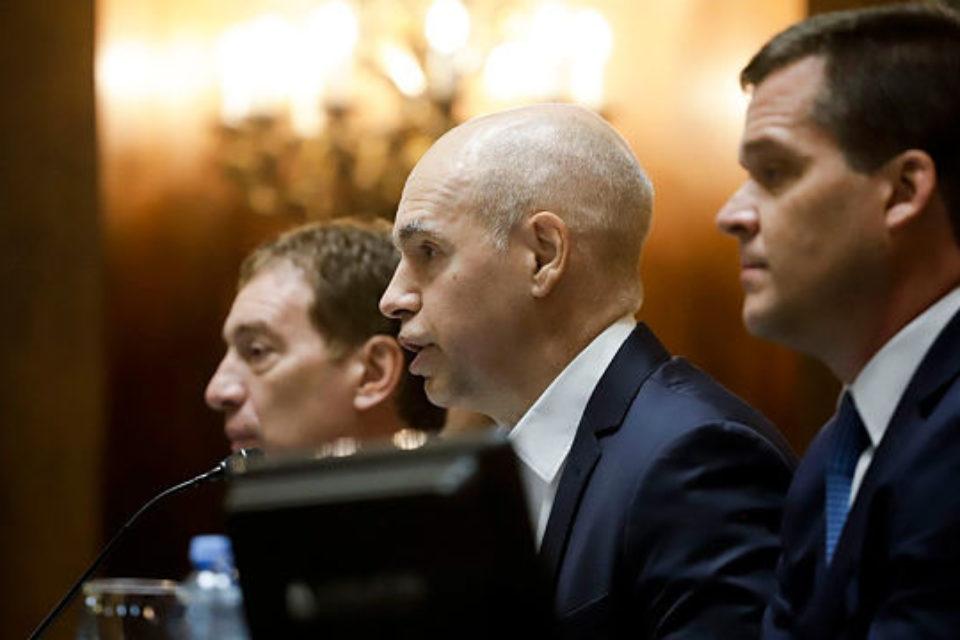 Larreta abrió las sesiones legislativas: «Siempre voy a estar dispuesto a dialogar»